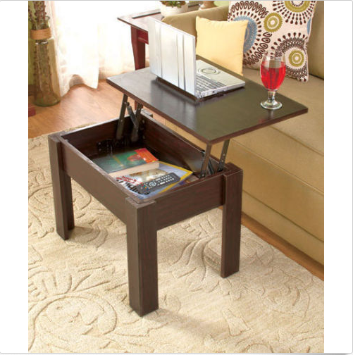 Small Coffee Table With Storage Product Description: The hidden .
