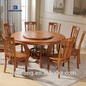 2018 Hot New Products Round Dining Table Set With Competitive .