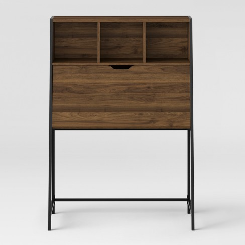 Loring Secretary Desk Walnut - Project 62™ : Targ