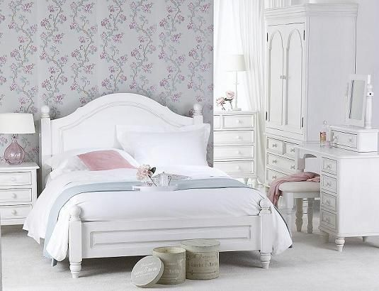 painted pine bedroom furniture | Bedroom furniture sets, White .