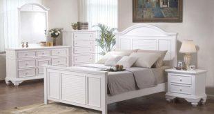 Shabby Chic White Bedroom Furniture | White bedroom set, Shabby .