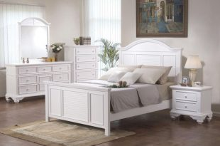 Shabby Chic White Bedroom Furniture | White bedroom set, Shabby .