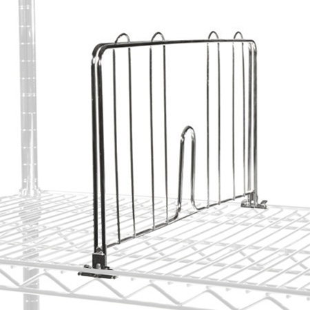 Divider for Wire Shelves by Shelving.c