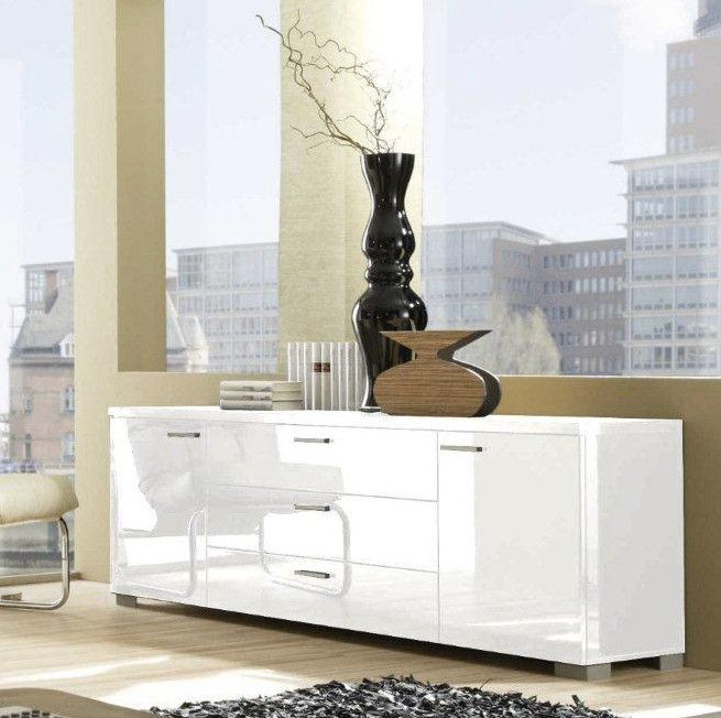 Modern Buffet Table Dining Room with Buffet Cabinet Furniture .