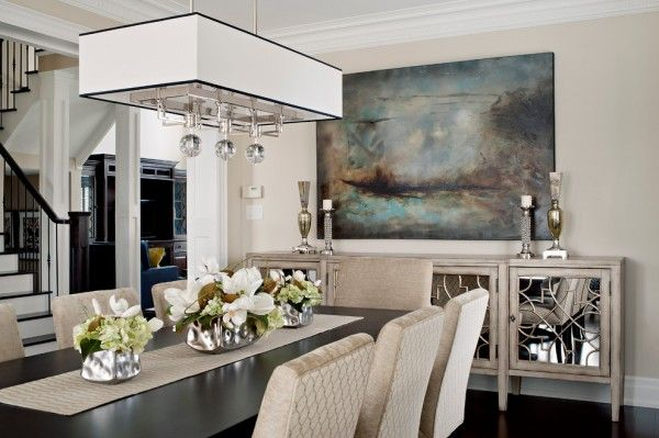 Elegant Dining Room Sideboard Decorating Ideas | Dining room sideboa