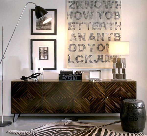 20 Modern Credenzas with Contemporary Flair | Dining room .