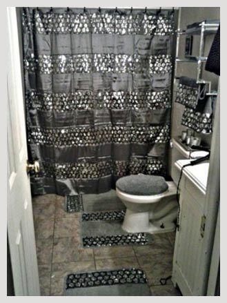 Silver Bathroom Accessories Sets Ideas