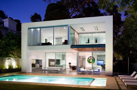 Top Ideal House: Modern House - Simple Modern House Design With .