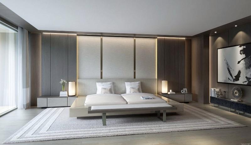 10 Elegant yet Simple Bedroom Designs – Master Bedroom Ide