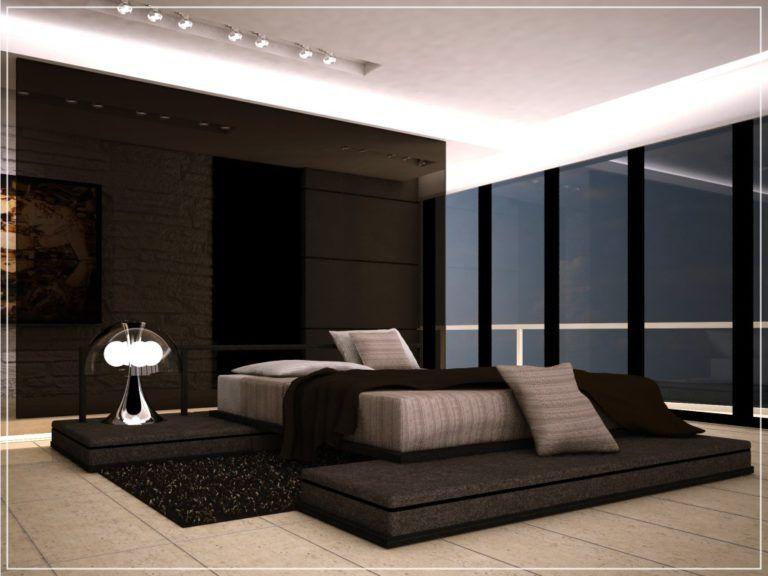 simple-modern-master-bedroom-decor-ideas | Modern master bedroom .