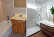 10 Tips On Small Bathroom Makeovers - Residential Remodeling .