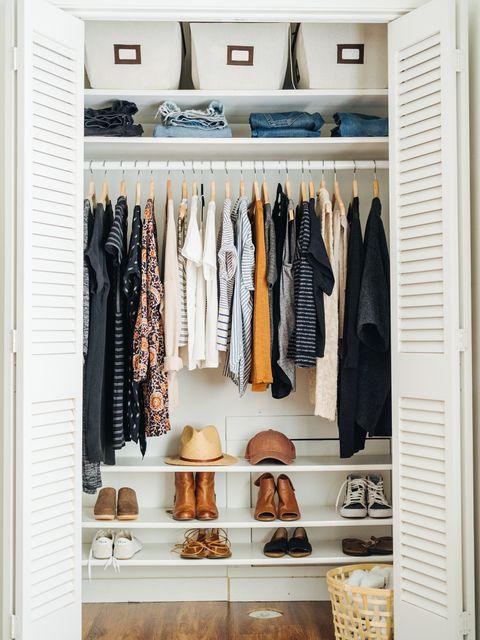 20 Small Bedroom Storage Ideas - DIY Storage Ideas for Small Roo