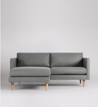 Tivoli, Left-hand Small Corner Sofa. L-shaped sofa dreams achieved .