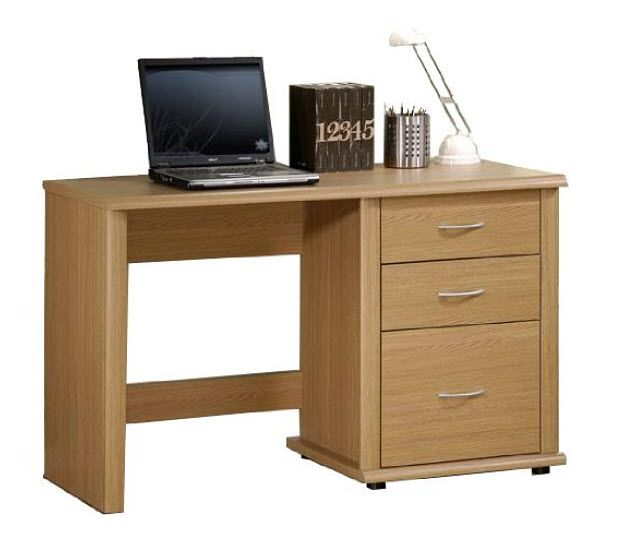 Small Desk Table With Drawers
