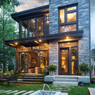 75 Beautiful Small Exterior Home Pictures & Ideas | Hou