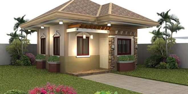 Small House Exterior Look and Interior Design Ideas | Rumah .