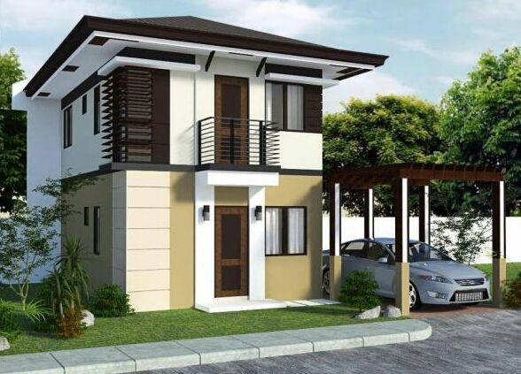 Small Home Design Exterior | Arsitektur dan Rum