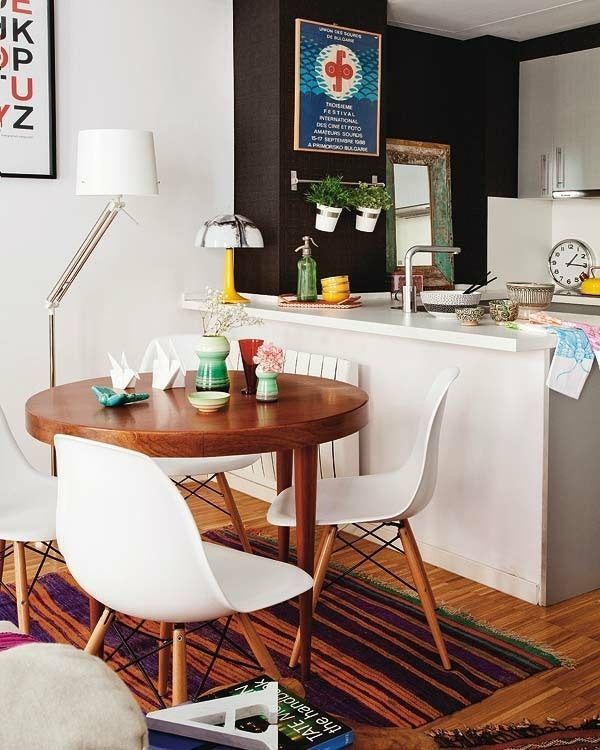 Attractive Small Apartment Kitchen Table - Really Inspiring Desi
