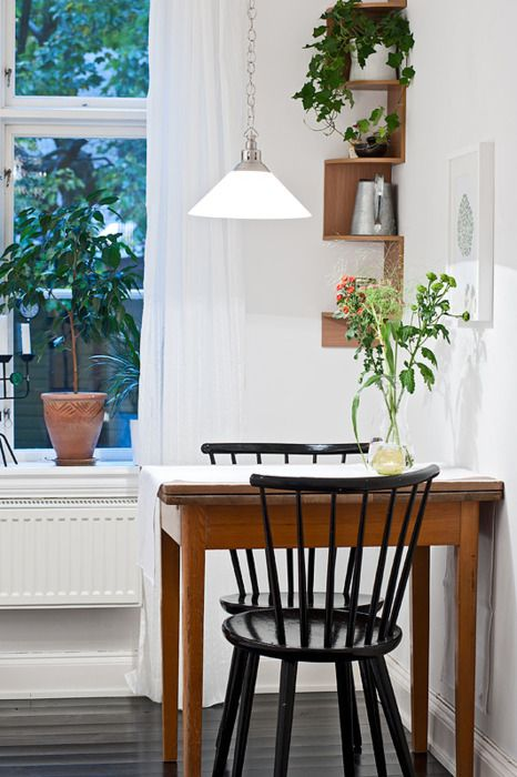 Stylish Kitchen Table For Small Apartment 34 Best Space Image On .