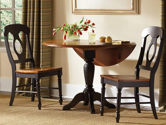 Modern Kitchen Table For Small Apartment Wonderful Drop Leaf Space .