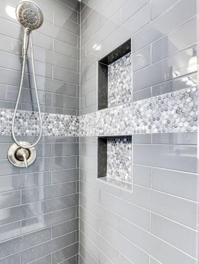 41 Small Master Bathroom Design Ideas | Sebring Design Bui