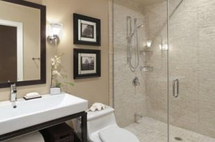 Small Master Bathroom Ideas To Make Space Appear Larger .