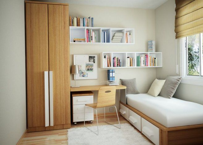 Maximizing Your Home: Condominium | Small bedroom hacks, Small .