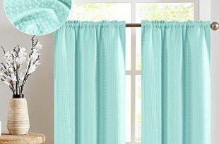 Amazon.com: Lazzzy Light Teal Waterproof Small Window Aqua .