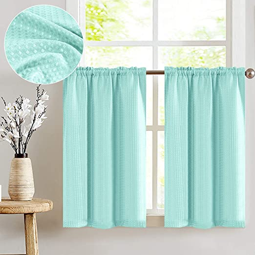 Small Waterproof Bathroom Window   Curtains