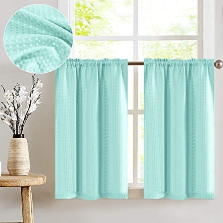 Amazon.com: Lazzzy Light Teal Waterproof Small Window Aqua .