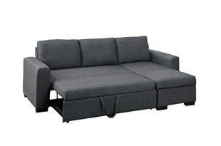 Sleeper Sofa with Storage: Amazon.c