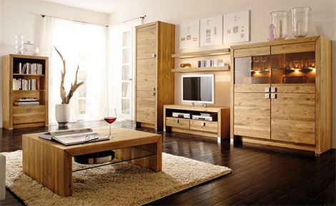Sensational Solid Wood Furniture by Bergma