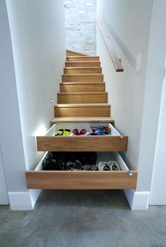 28 Creative Shoe Storage Ideas That Won't Take Much Space .
