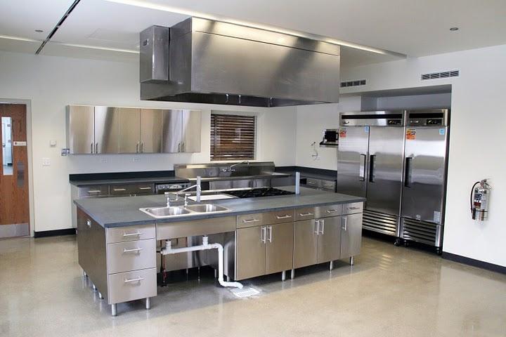 Stainless Steel Kitchens - Stainless Steel Kitchen Cabinets .