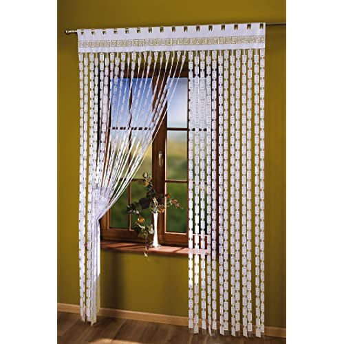 String Curtain Panel: Amazon.co.