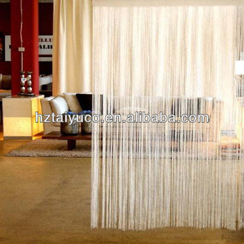 Luxury String Curtains For Round Windows - Buy Luxury String .