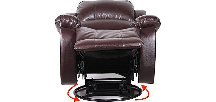 9 Best Swivel Rocker Recliners [2020 Update] - Recliner Ti