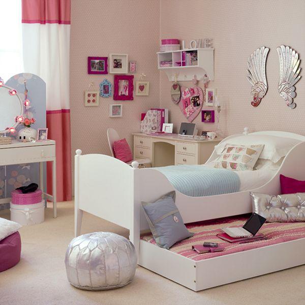 Teenage Girls Bedroom Furniture Ideas
