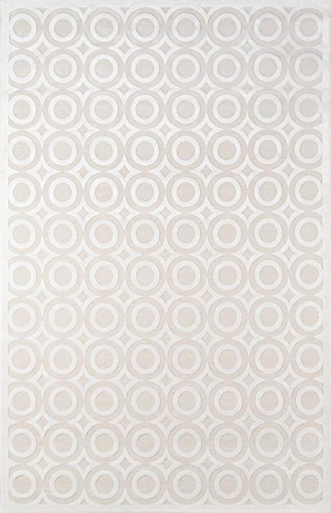 Amazon.com: Momeni Rugs PLATIPN-03IVY5076 Platinum Collection .