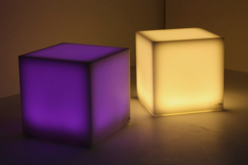 Touch Sensitive Lamp in Simple and Modern Design – LEDO lamps .