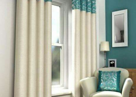 turquoise blue blackout curtains | Teal curtains, Home curtains .