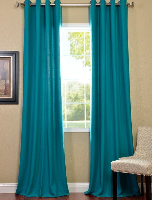 Turquoise Curtains Living Room Awvw | Turquoise curtains .