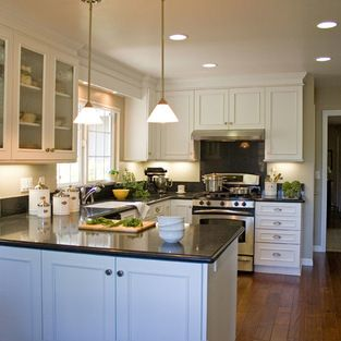 Small U Shaped Kitchen Design Ideas, Pictures, Remodel and Decor .