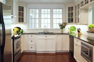 Small U Shaped Kitchen Designs | Small U-shaped kitchen - Kitchens .