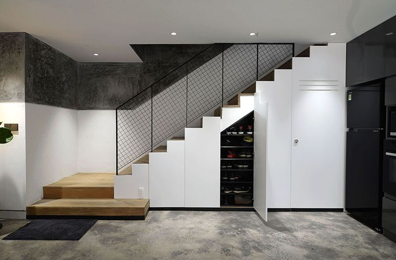 10 Under Stair Storage Ideas Perfect For Small And Stylish Spac