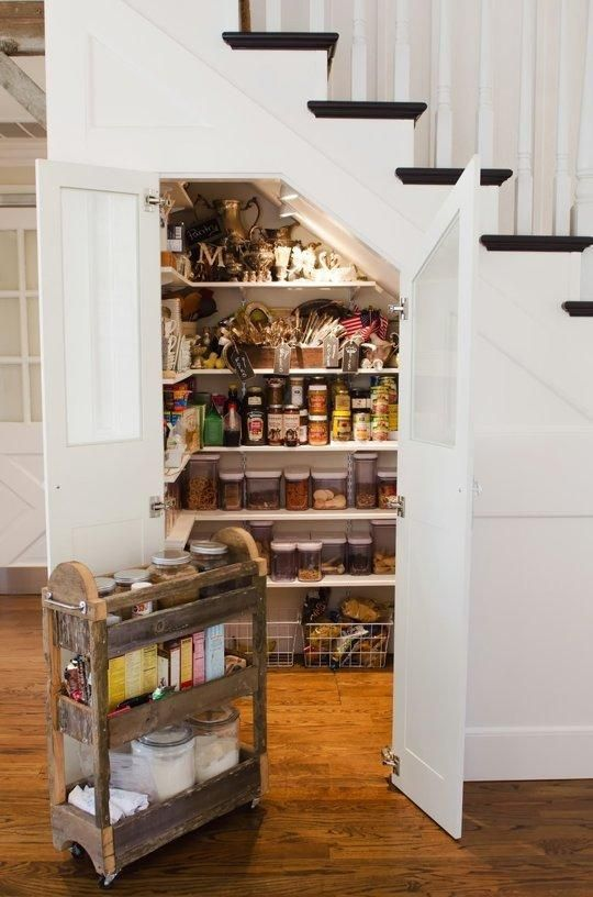 Under Stairs Storage Ideas For Small Spaces | Staircase storage .