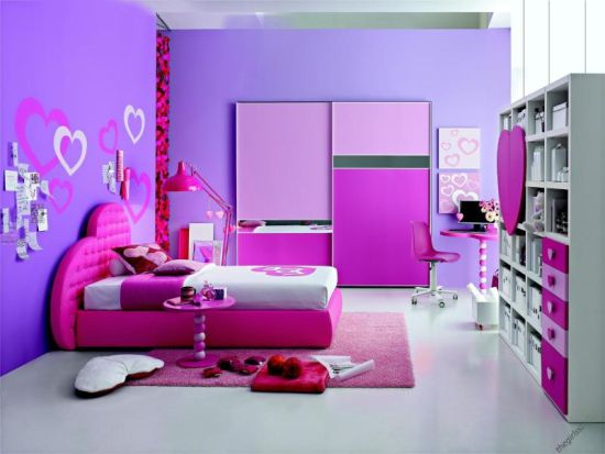 35 Cool Teen Bedroom Ideas That Will Blow Your Mi