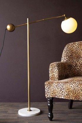 Floor Lamps | Contemporary & Unusual Floor Lamps | Rockett St .