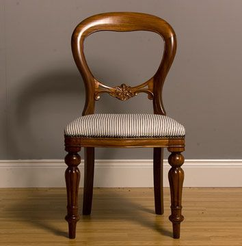 Victorian Dining Chairs Styles | Victorian dining chairs, French .