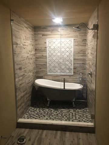 Walk-In Shower and Bath Enclosures: A Luxurious, Contemporary Look .